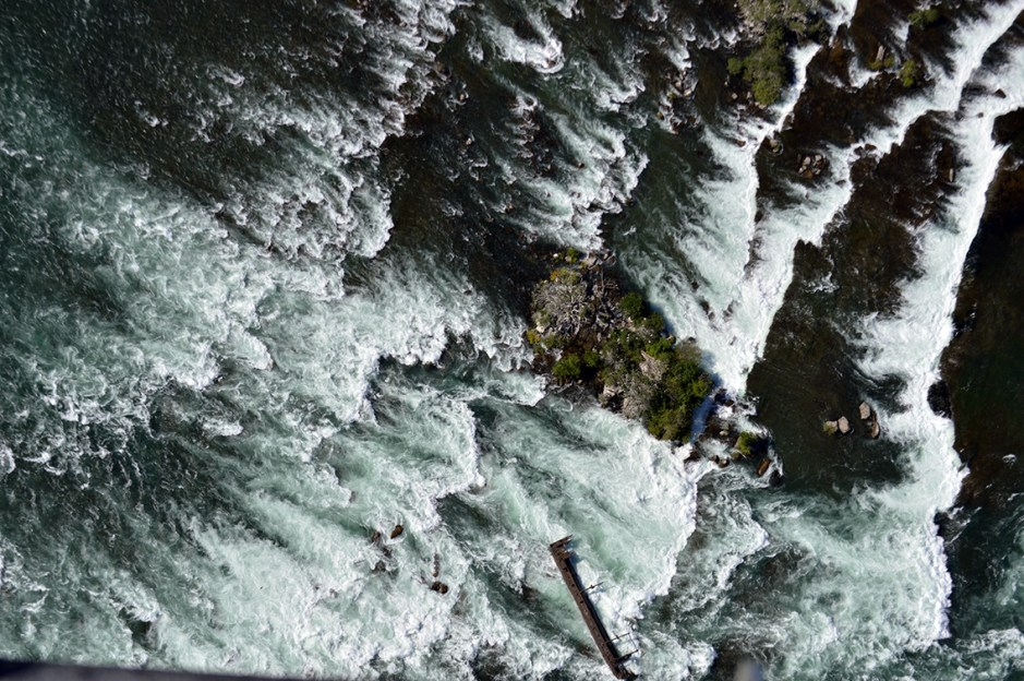 Aerial Photography of Niagara Falls, Niagara Falls Photography
