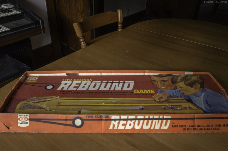 Vintage childs rebound game