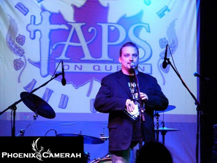 Jamie Derek Moore - Niagara Music Awards