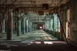 Fisher Body Abandoned Detroit