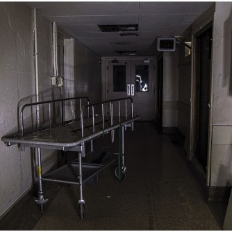 South Street Hospital Freaktography