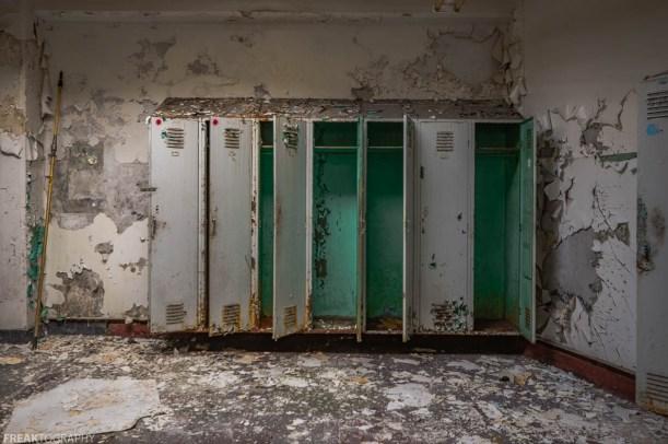 Locker Room