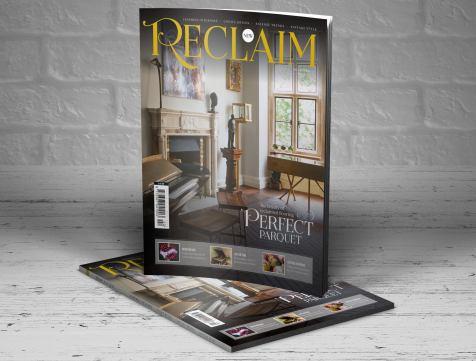 Freaktography in Reclaim magaziine