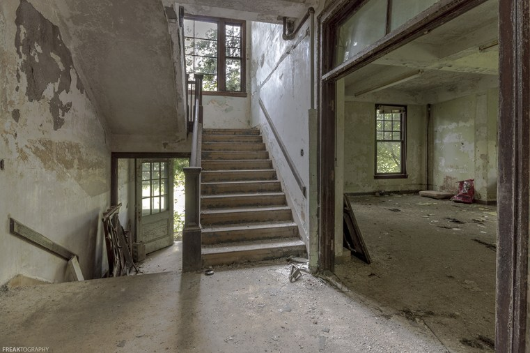 abandoned county home poorhouse photography by freaktography