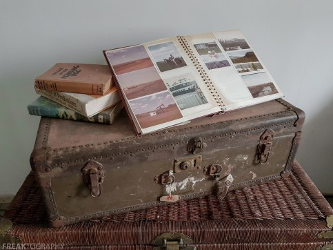 Freaktography, abandoned, abandoned photography, abandoned places, books, chest, creepy, decay, derelict, haunted, haunted places, photo album, photography, urban exploration, urban exploration photography, urban explorer, urban exploring