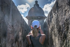 Castillo San Felipe del Morro, Freaktography, celebrity, celebrity silhouette, cruise, cruiseliner, explore, ocean, photography, puerto rico, san juan, san juan puerto rico, ship, silhouette, travel, travel photography, wander, wanderlust, wife