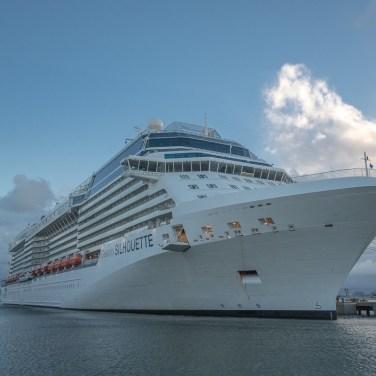 Celebrity Silhouette Cruise Ship 2018, Freaktography, celebrity, celebrity silhouette, cruise, cruiseliner, explore, ocean, photography, ship, silhouette, travel, travel photography, wander, wanderlust