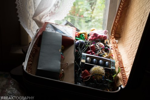 Close up views of many items, art and artifacts left behind in this abandoned time capsule house by Freaktography. Urban Exploring Gallery of a Perfectly Preserved Abandoned Time Capsule House in Ontario, Canada by Freaktography. Canadian Urban Exploration Photographer