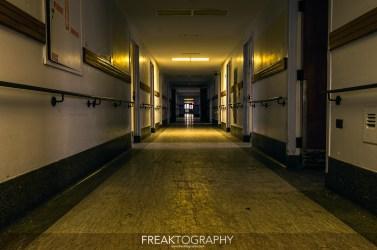 Abandoned St Thomas Psychiatric Hospital 2014 Visit 1