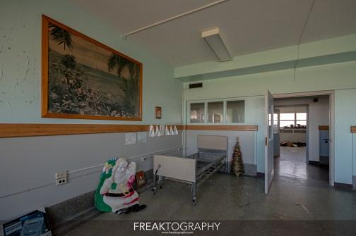 Abandoned St Thomas Psychiatric Hospital 2015 visit 2