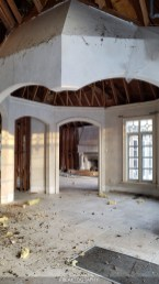 Renovations Gone Wrong Abandoned Mansion Disaster