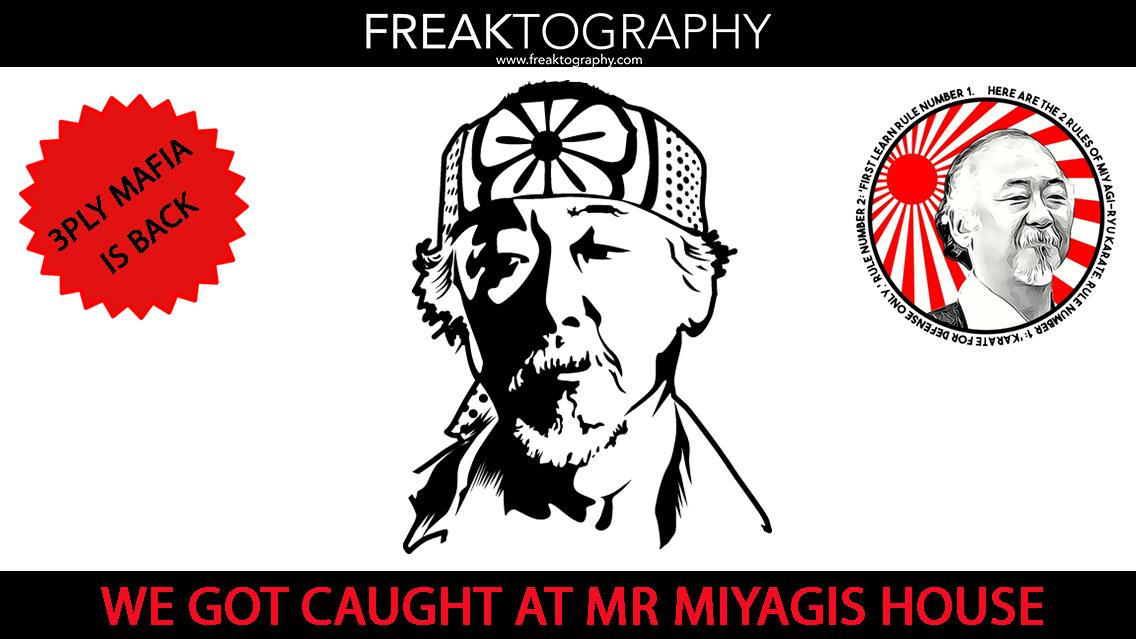 Abandoned Mr Miyagis House Karate Kid