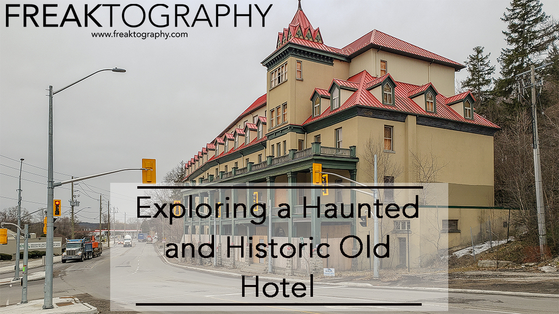 Exploring a Historic and Haunted Hotel The Preston Springs Hotel