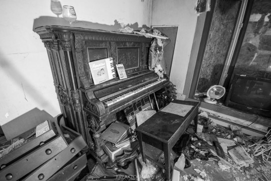 Abandoned House of Antiques and Vintage Relics