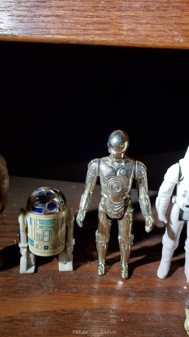 Exploring the Abandoned Star Wars Collectible Toy Mansion