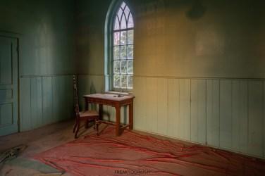 Abandoned Historic Methodist Church
