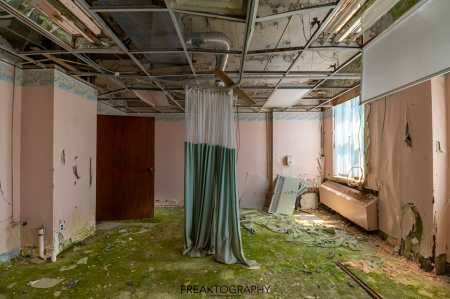 Abandoned St Josephs Hospital Parry Sound Urban Exploring Photography