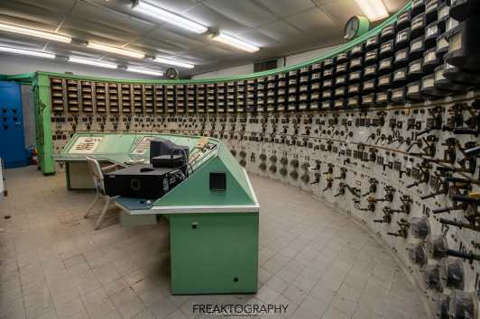 Canadian Niagara Power William B. Rankine Generating Station