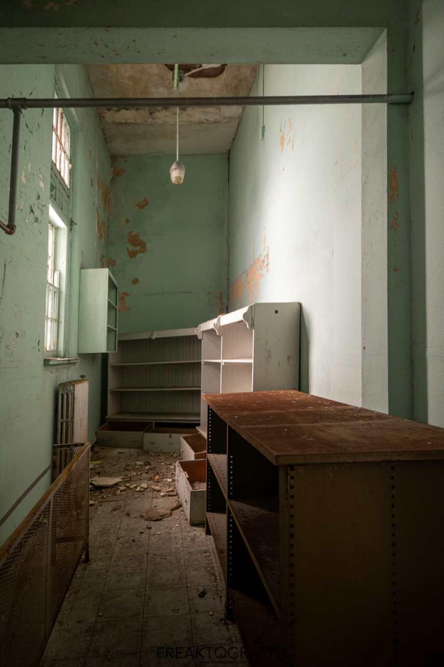 Abandoned Buffalo State Asylum Richardson Oldstead Complex Hotel Henry
