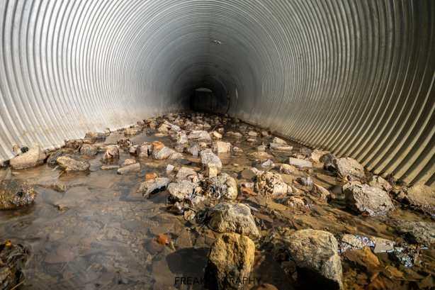 Rambo Creek Storm Drain Burlington