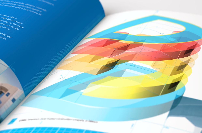 LINTEL corporate brochure detail