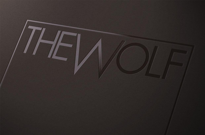 The Wolf Magazine Logo
