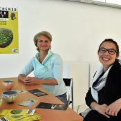 Interview im Keramion zum 43. Frechener Töpfermarkt