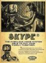 Skype Fred Ericksen, magicien mentaliste Paris