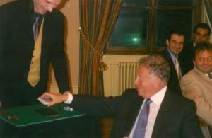 Magicien de Prestige avec Philippe Bouvard