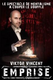 Viktor Vincent dans Emprise Théâtre Trévise Affiche