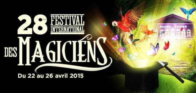 Festival International de Magie de Forges Les Eaux