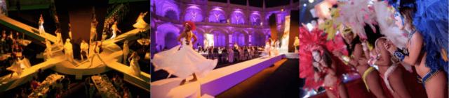 Revivez l'ambiance des Jeux Olympiques de Rio 2016 - Spectacle Cabaret Brésilien