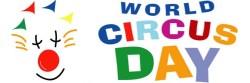 La Journée Mondiale du Cirque : Pour lui dire « je t'aime » !