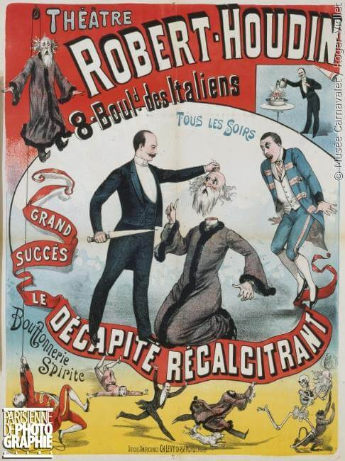 Le 13 juin 1871 s'éteignait Jean-Eugène Robert-Houdin