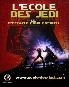 Que le 4 mai soit avec vous / May the Force be with you
