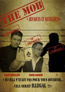 Les tricheurs - Fred Ericksen - Yann Hardy