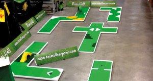 Offrez des animations de team building autour du mini golf