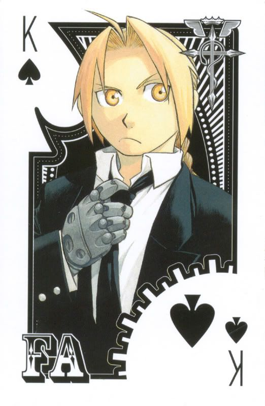 collection jeu de cartes manga 07 • Jeu de cartes manga • Fred Ericksen • Magicien Lyon • Conférencier mentaliste