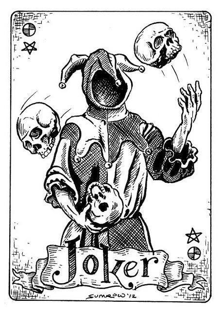 collection privee cartes à jouer fred ericksen magicien 003 • Collection privée Joker • Fred Ericksen • Magicien Lyon • Conférencier mentaliste