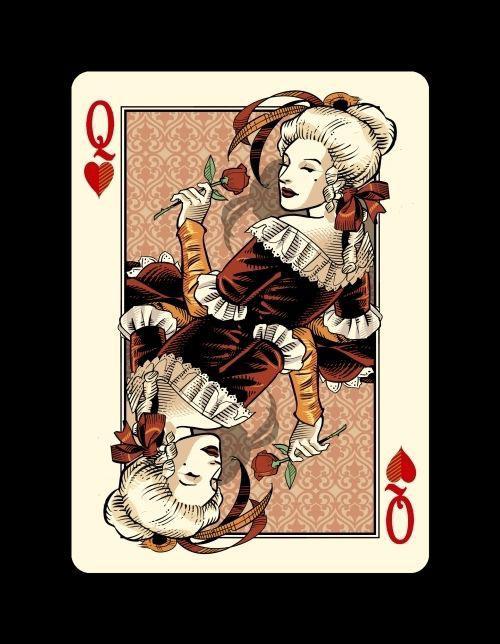 collection privee cartes à jouer fred ericksen magicien 042 • Collection privée Sexy • Fred Ericksen • Magicien Lyon • Conférencier mentaliste