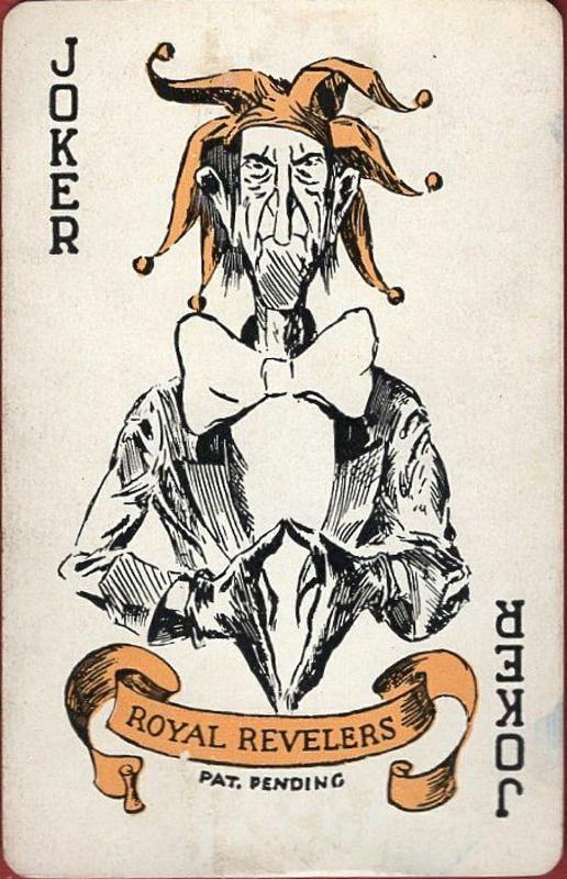 collection privee cartes à jouer fred ericksen magicien 056 • Collection privée Joker • Fred Ericksen • Magicien Lyon • Conférencier mentaliste