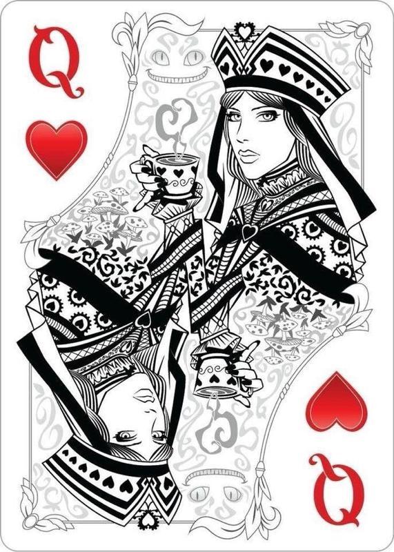 collection privee cartes à jouer fred ericksen magicien 092 • Collection privée Sexy • Fred Ericksen • Magicien Lyon • Conférencier mentaliste