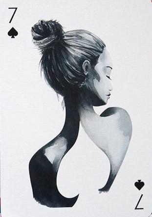 collection privee cartes à jouer fred ericksen magicien 317 • Collection privée Sexy • Fred Ericksen • Magicien Lyon • Conférencier mentaliste