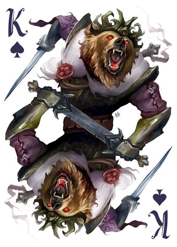 collection privee cartes à jouer fred ericksen magicien 346 • Collection privée Animaux • Fred Ericksen • Magicien Lyon • Conférencier mentaliste