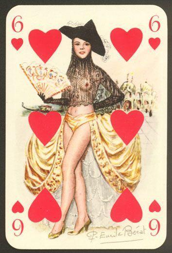 collection privee cartes à jouer fred ericksen magicien 386 • Collection privée Sexy • Fred Ericksen • Magicien Lyon • Conférencier mentaliste