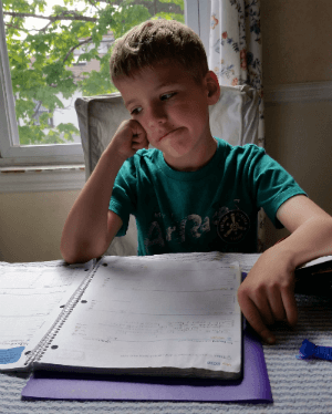 Homework Stress and Our Kids