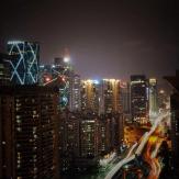 Shenzhen by night