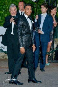 Lewis Hamilton at AmfAR's 22nd Cinema Against AIDS Gala, Presented By Bold Films And Harry Winston at Hotel du Cap-Eden-Roc on May 21, 2015 in Cap d'Antibes, France.