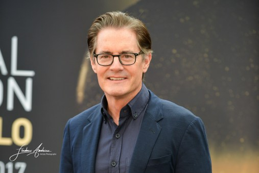 Kyle Maclachlan actor Twin Peaks attends a photocall during the 57th Monte Carlo TV Festival : Day 2 on June 18, 2017 in Monte-Carlo, Monaco