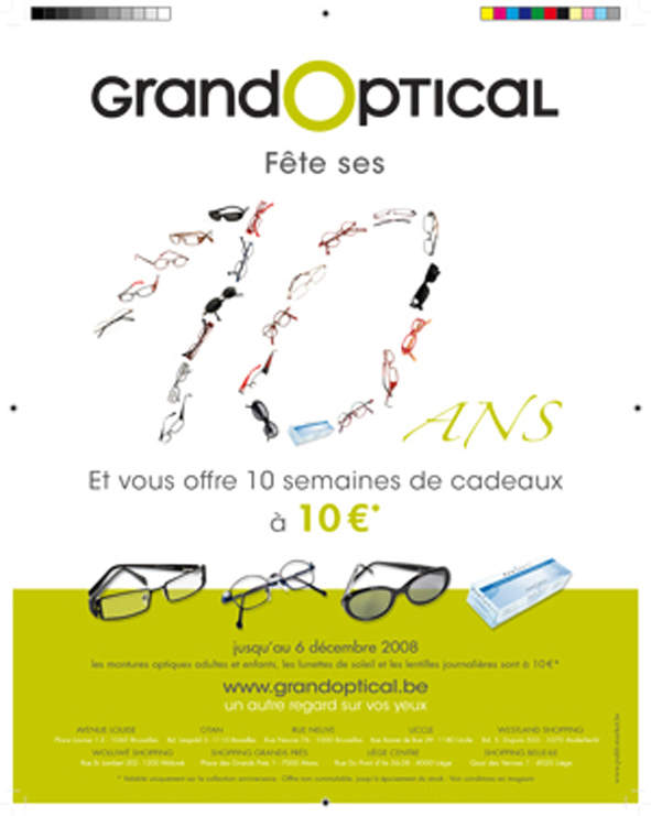 Campagne Pub Grand Optical